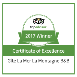 Trip Advisor Award 2014-2017