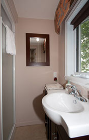 Ensuite bathroom - Room # 1